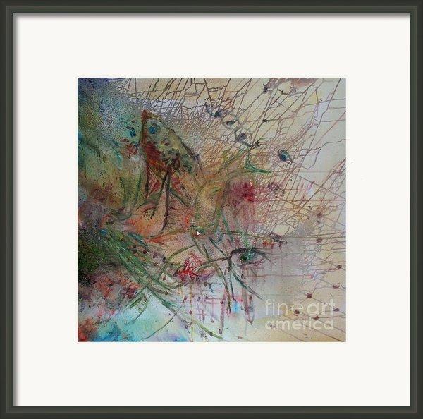 River Framed Print By Avonelle Kelsey