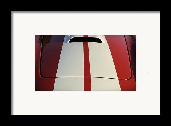 Roadster Framed Print By Luke Moore
