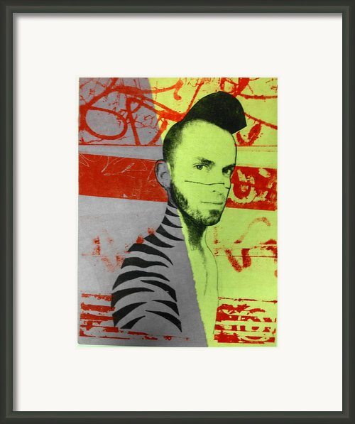 Rob Vi Framed Print By Carmine Santaniello