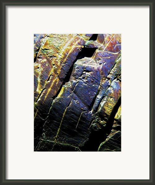 Rock Art 9 Framed Print By Abeautifulsky  Photography