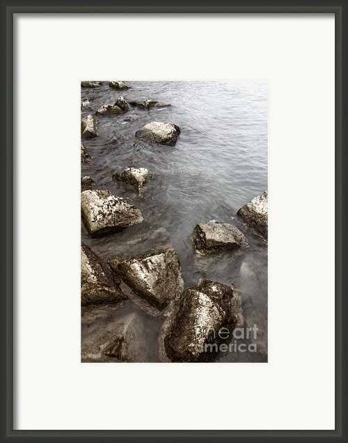 Rocky Framed Print By Margie Hurwich