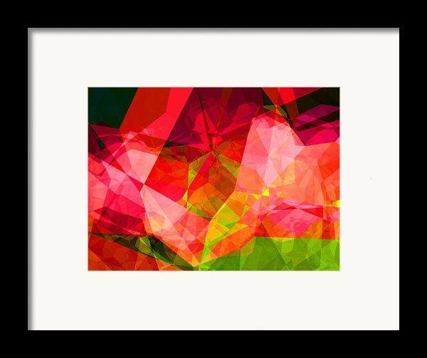 Roses Framed Print By Wendy J St Christopher