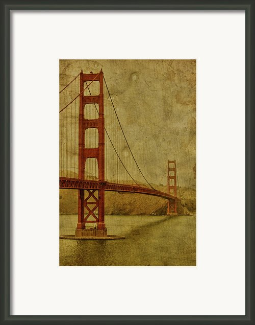 Safe Passage Framed Print By Andrew Paranavitana