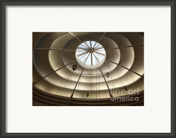 San Francisco Nordstrom Department Store - 5d20634 Framed Print By Wingsdomain Art And Photography
