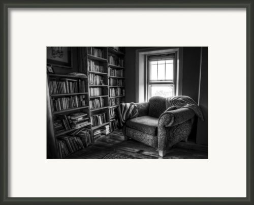 Sanctuary Framed Print By Scott Norris