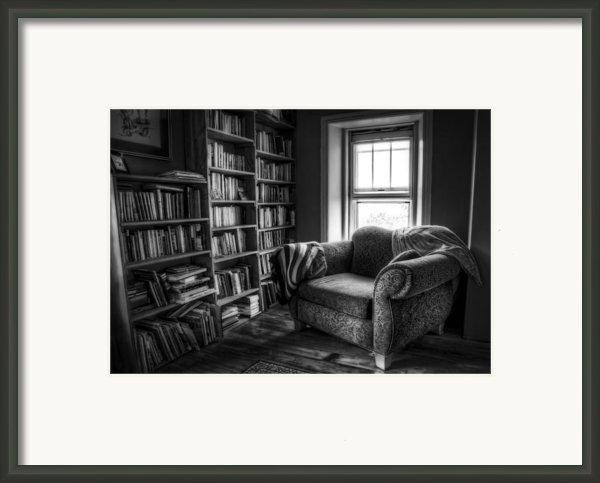Sanctuary Framed Print By Scott Norris