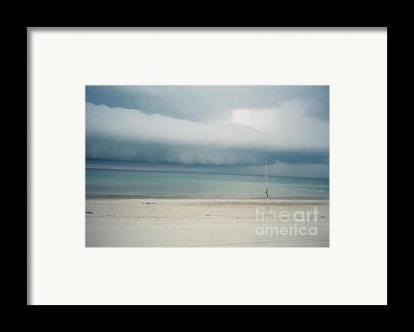 Sandy Neck Beach Sandwich Framed Print By Lisa  Marie Germaine