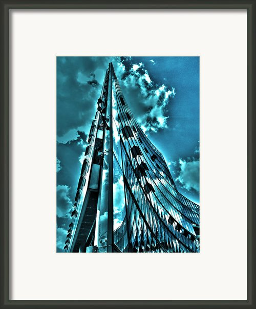 Sanofi Aventis - Berlin Framed Print By Juergen Weiss