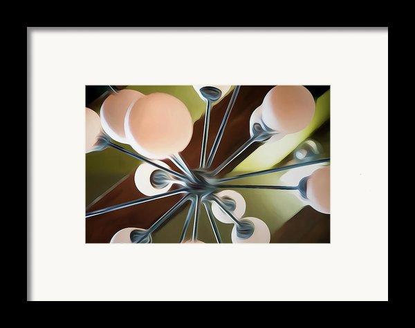 Satellite Framed Print By Scott Norris