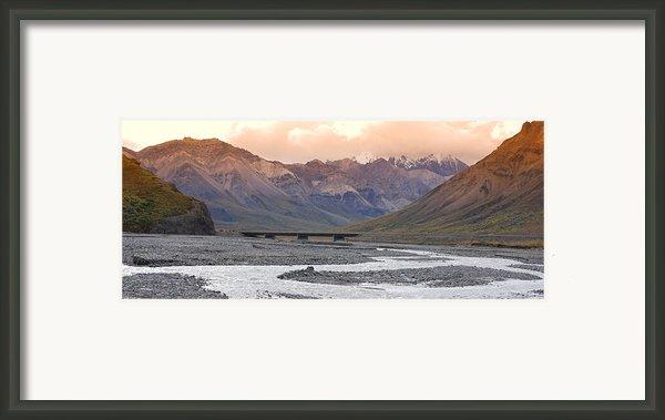 Savage River Framed Print By Jim Cook