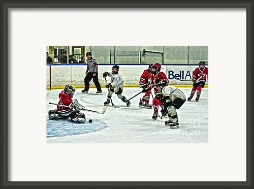 Saved It Framed Print By Shaun White