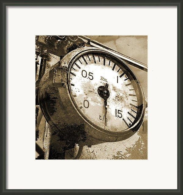 Scales Ii Framed Print By Yanni Theodorou
