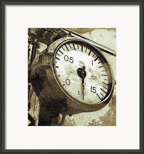 Scales Framed Print By Yanni Theodorou