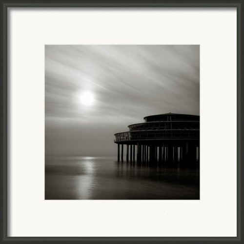 Scheveningen Pier I Framed Print By David Bowman