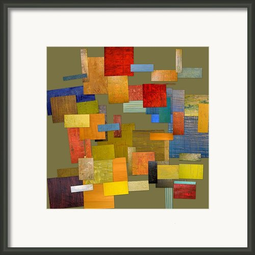 Scrambled Eggs Ll Framed Print By Michelle Calkins