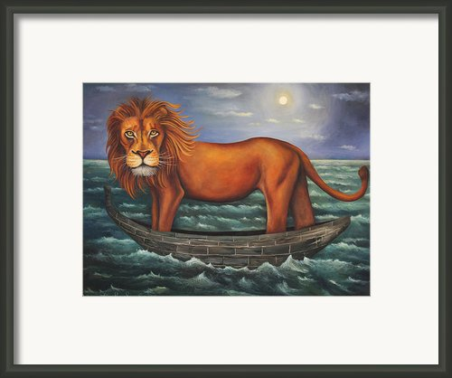 Sea Lion Softer Image Framed Print By Leah Saulnier The Painting Maniac