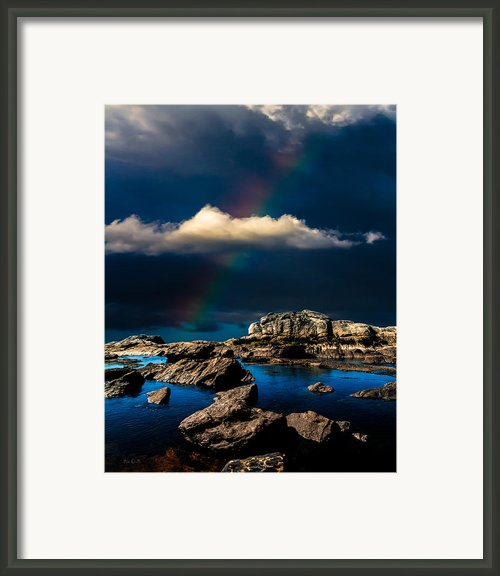 Secret Place Ii Framed Print By Bob Orsillo