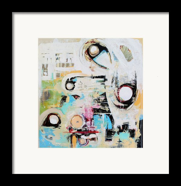 Sensory Response Framed Print By Mark M  Mellon