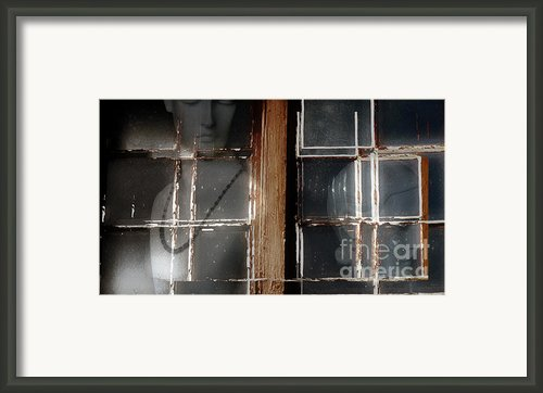 Separate From Embodiment   Framed Print By Steven  Digman