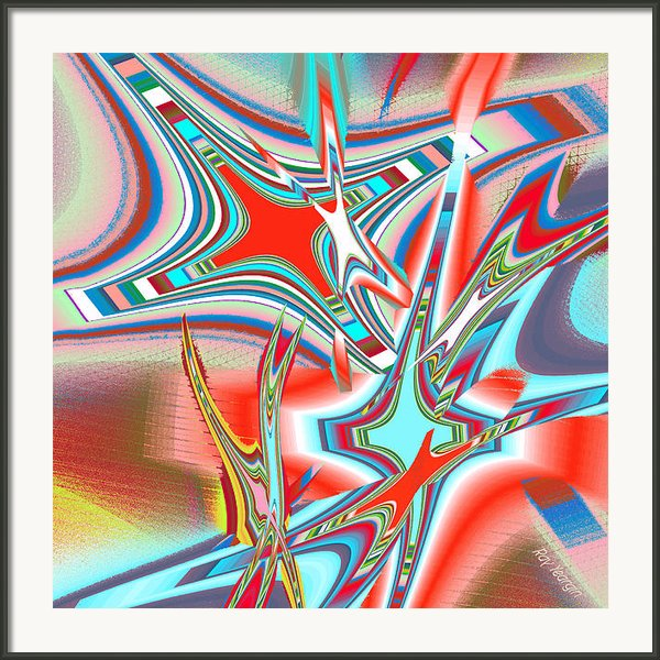 Serendipity Framed Print By Ray Yeargin