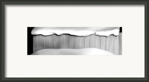 Shed Framed Print By Mike Mccool