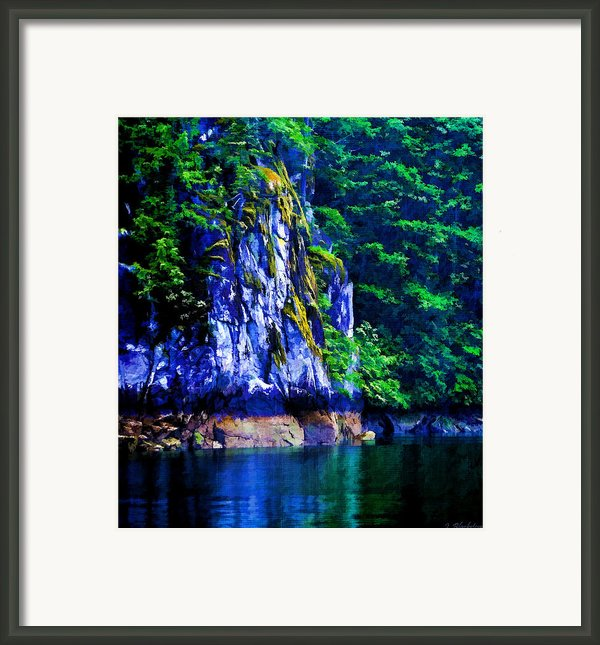 Sheer Beauty Framed Print By Jordan Blackstone
