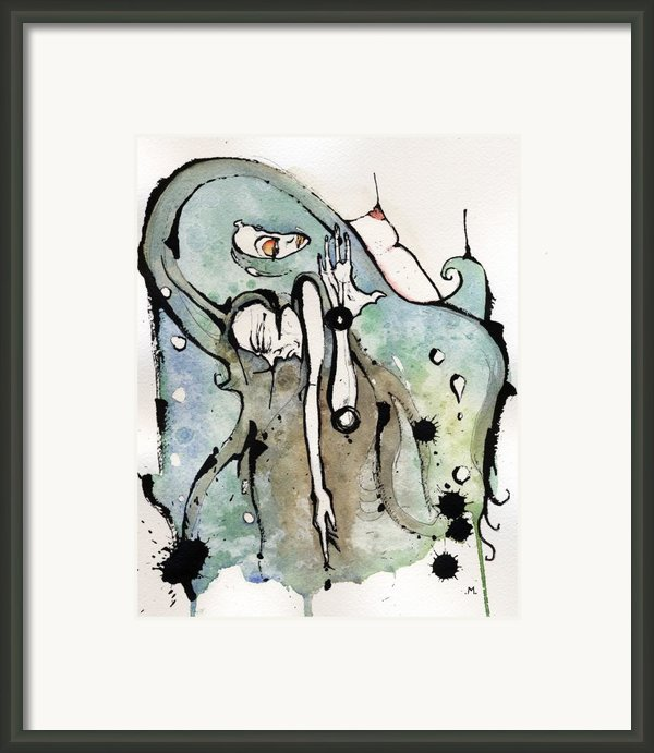 ...shes So Heavy Framed Print By Mark M  Mellon