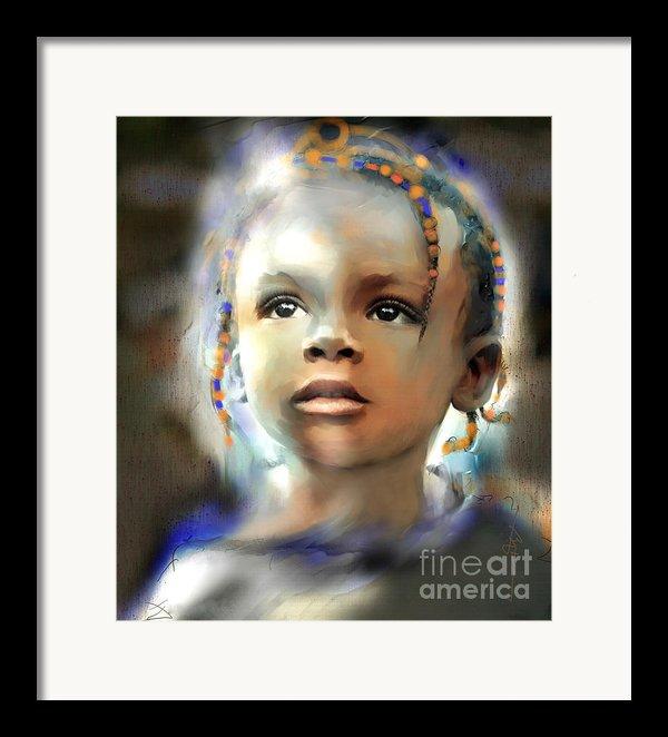 Shine On Me Framed Print By Bob Salo