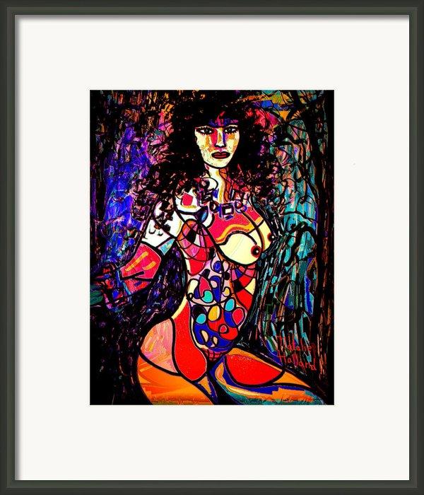 Show Off Framed Print By Natalie Holland