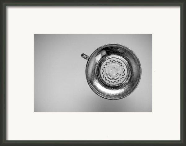 Shower Head Framed Print By Randall Esulto