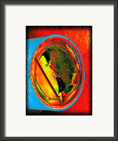 Sidelight Framed Print By Wendy J St Christopher