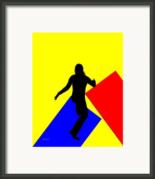 Silly Dance Framed Print By Bob Orsillo