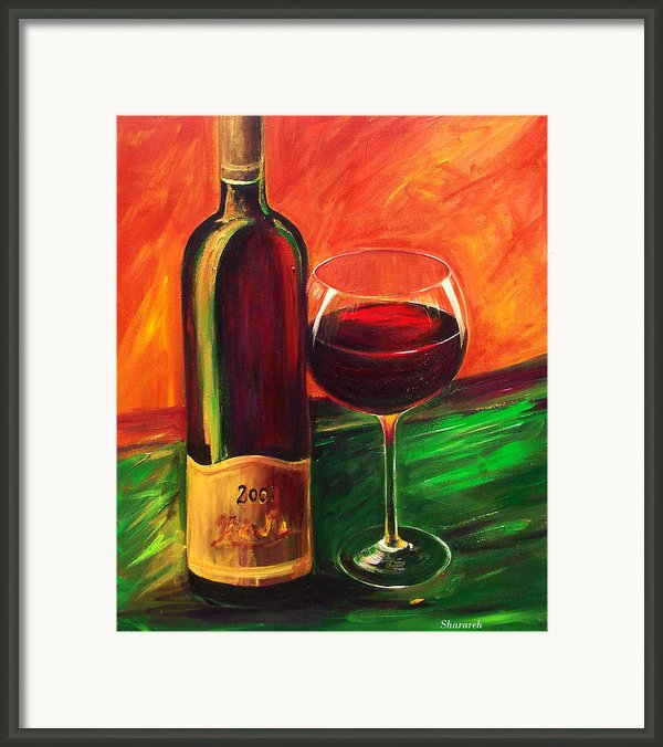 Simple Pleasures Framed Print By Sheri  Chakamian
