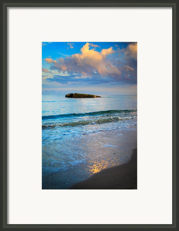 Skagen Light Framed Print By Inge Johnsson