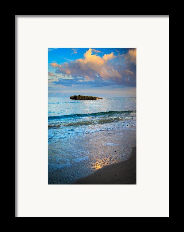 Skagen Light Framed Print By Inge Johnsson