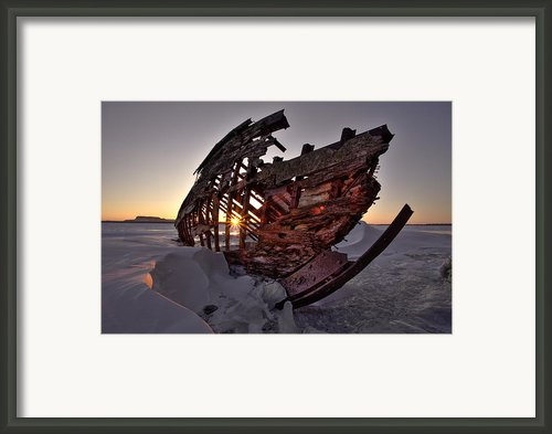 Skeleton 1 Framed Print By Jakub Sisak
