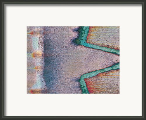 Slowdown Framed Print By Tom Druin