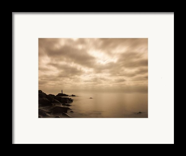Small... Framed Print By Mary Amerman