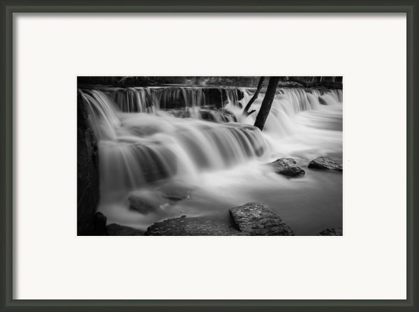 Smooth And Tranquil  Framed Print By James Barber