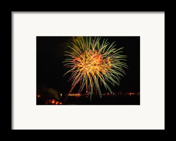 So Many Colours Framed Print By Sabine Edrissi