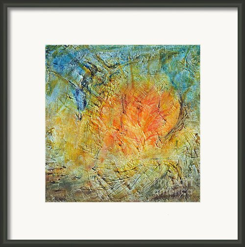 Solar Framed Print By Jim Benest