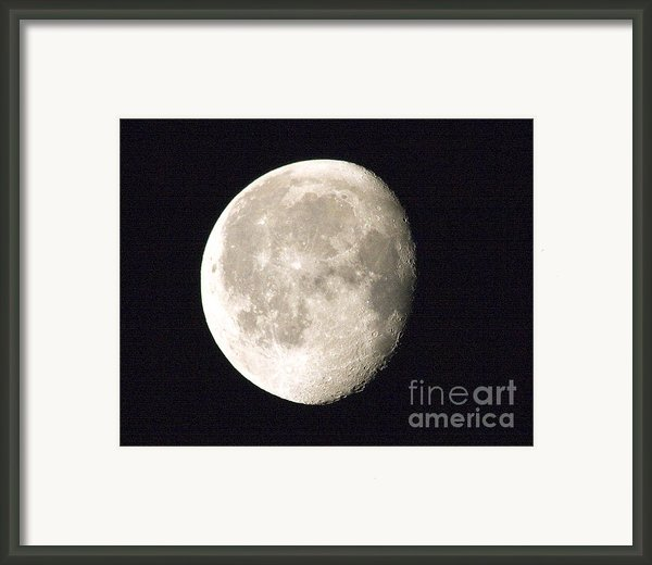 Solitude Framed Print By Lamarre Labadie