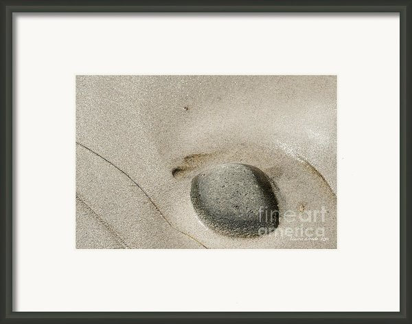 Solitude Framed Print By Artist And Photographer Laura Wrede