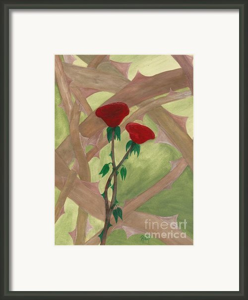 Something Simple Framed Print By Robert Meszaros