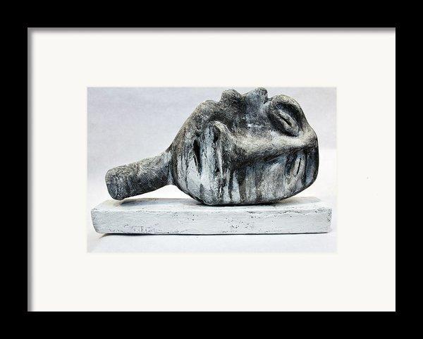 Somnio No. 1  Framed Print By Mark M  Mellon