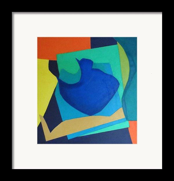 Sonata Framed Print By Diane Fine