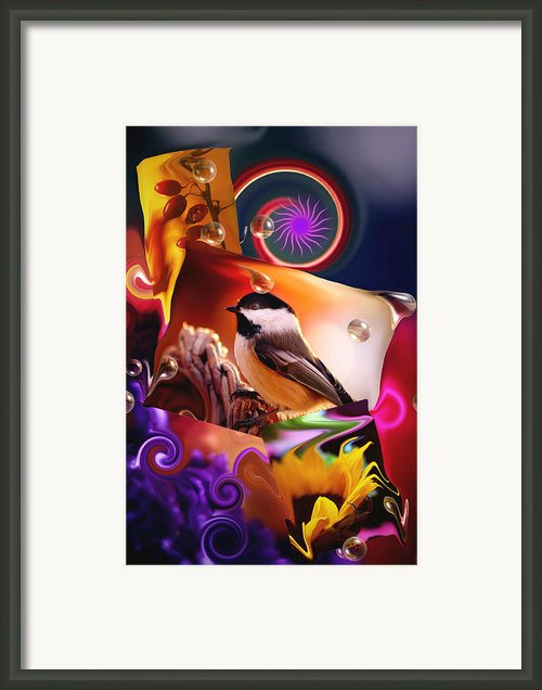 Sonata In B Major... Framed Print By Arthur Miller