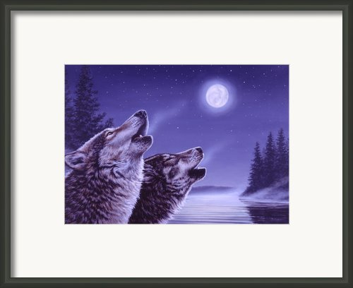 Song Of The North Framed Print By Richard De Wolfe