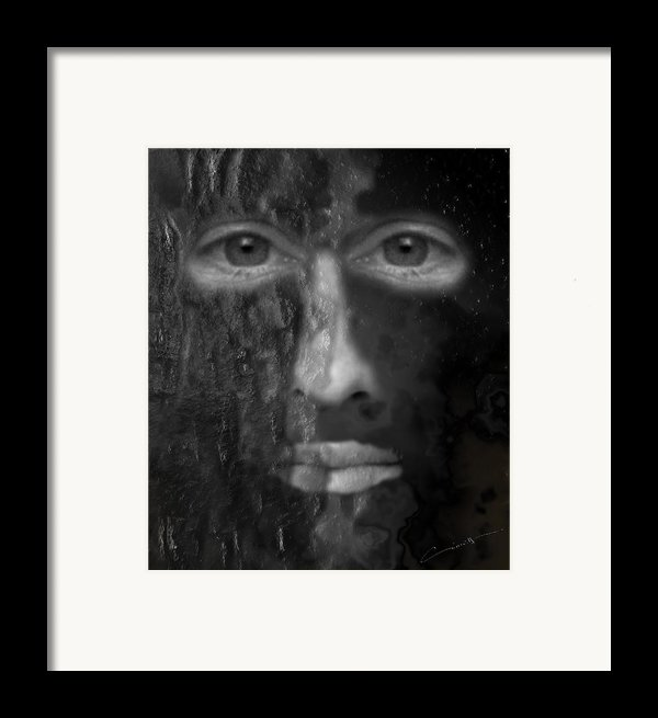 Soul Emerging Framed Print By Michael Hurwitz