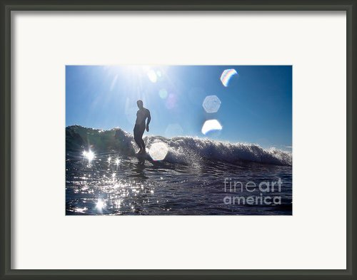 Soul Shine Framed Print By Paul Topp